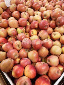 Яблоки для съедобного букета